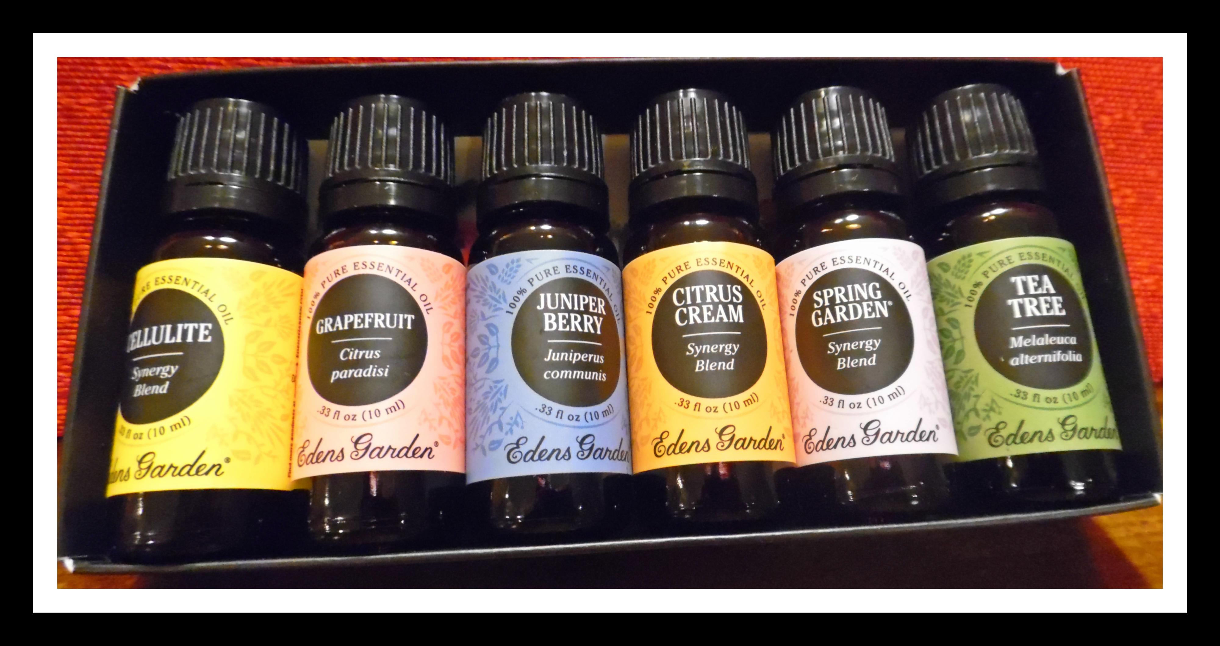 Essential Oils: Edens Garden Spring Buys!
