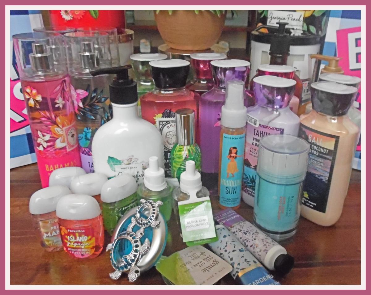 Bath & Body Works Semi-Annual Sale: They Took My Money! – BARBIE'S